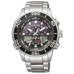 Citizen JR4060-88E Promaster Marine Eco-Drive heren horloge