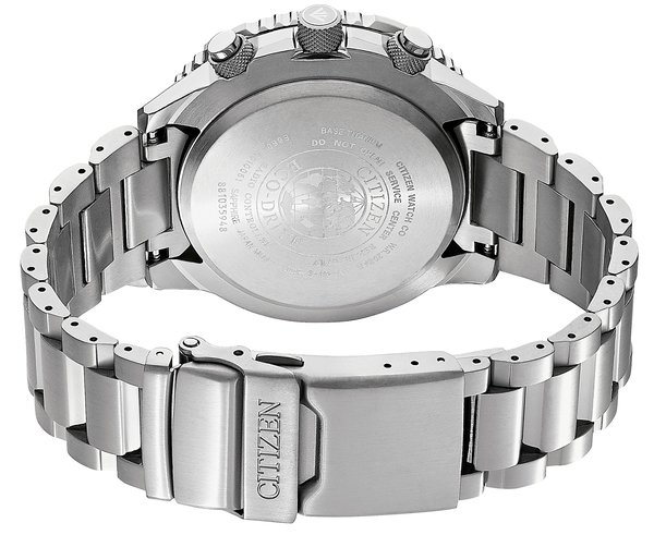 Citizen Citizen CB5010-81L Promaster Sky radiogestuurd Eco-Drive heren horloge 47 mm
