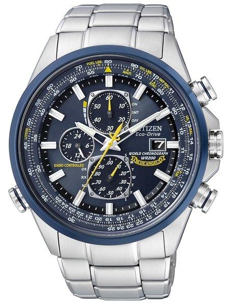 Citizen Citizen AT8020-54L Promaster US Navy Blue Angels horloge 43 mm