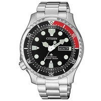 Citizen Citizen NY0085-86EE Promaster Marine automatisch heren horloge 42 mm