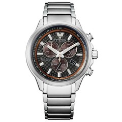 Citizen AT2470-85H Eco-Drive Super Titanium chronograaf horloge