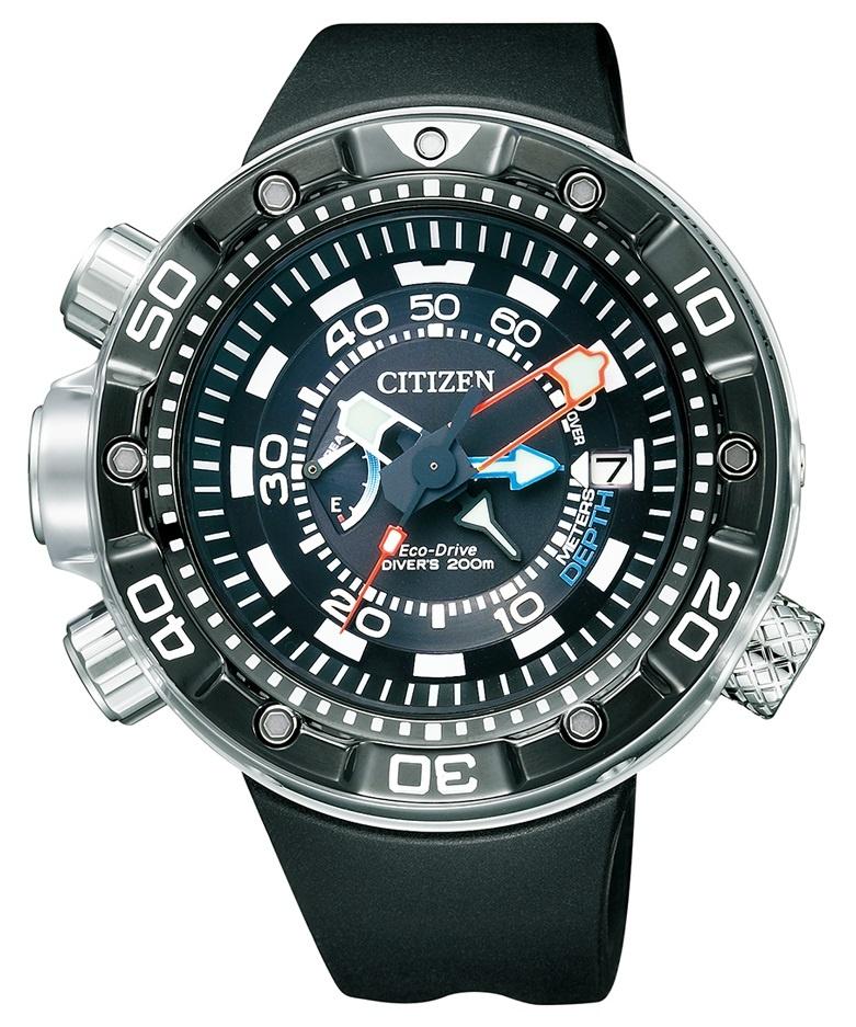 Citizen BN2024-05E met ISO certificaat