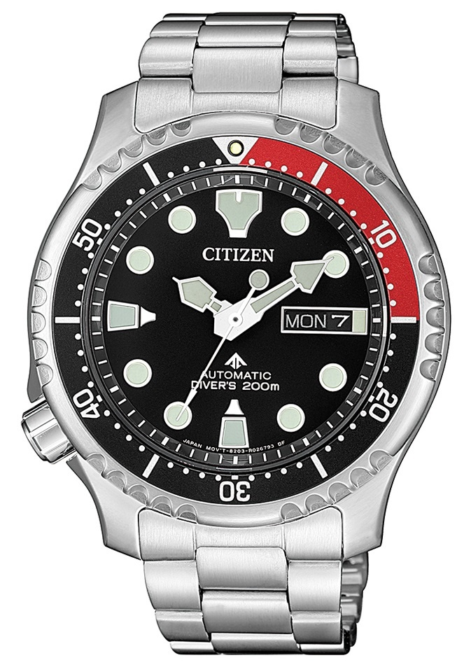 Citizen NY0085-86EE duikhorloge