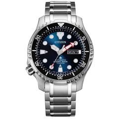 Citizen NY0100-50ME Promaster Super Titanium horloge