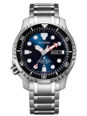 Vocht in mijn horloge, help! Citizen duikhorloge