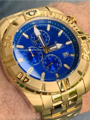 goudkleurig horloge Festina F20356-2 horloge