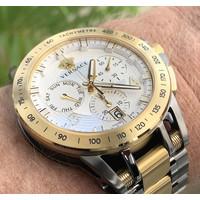 Versace Versace VERB00718 Sport Tech heren horloge 45 mm