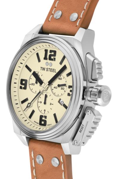 TW Steel TW Steel TW1010 Canteen horloge Swiss Movement