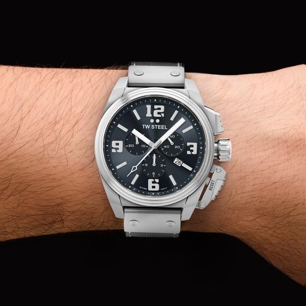 TW Steel TW Steel TW1013 Canteen horloge Swiss Movement