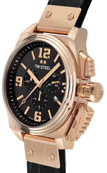 TW Steel TW Steel TW1014 Canteen horloge Swiss Movement