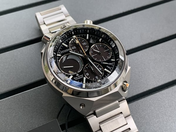 Citizen Citizen AV0080-88E Promaster Tsuno Super Titanium horloge