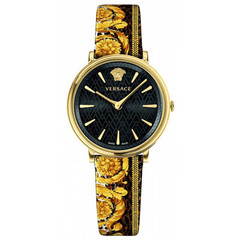 Versace VBP130017 V-Circle dames horloge 38 mm