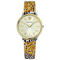 Versace Versace VBP120017 V-Circle dames horloge 38 mm