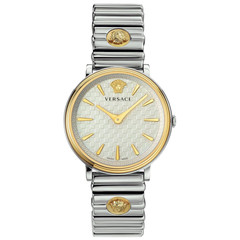 Versace VE8101419 V-Circle dames horloge