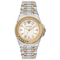 Versace Versace VEHD00420 Chain Reaction dames horloge  40 mm