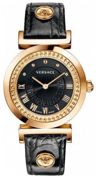 Versace Versace P5Q80D009S009 Vanity dames horloge 35 mm