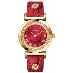 Versace P5Q80D800S800 Vanity dames horloge