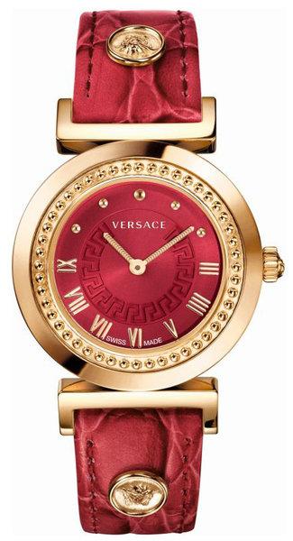 Versace Versace P5Q80D800S800 Vanity dames horloge 35 mm