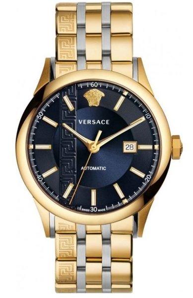 Versace Versace V18050017 Aiakos automatisch heren horloge 44 mm