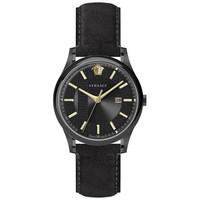 Versace Versace VE4A00420 Aiakos heren horloge 44 mm