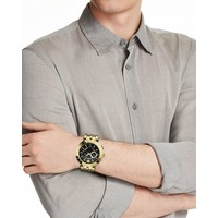 Versace Versace VEBV00519 V-Race heren horloge chronograaf 46 mm
