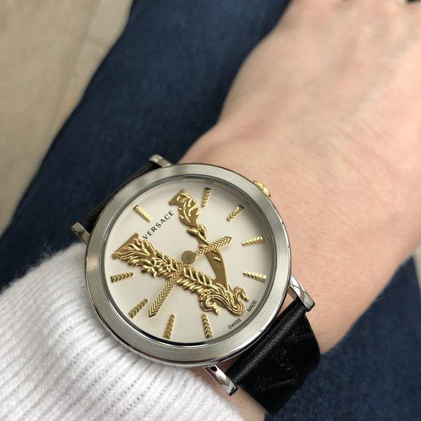 Versace Versace VERI00120 Virtus dames horloge 36 mm