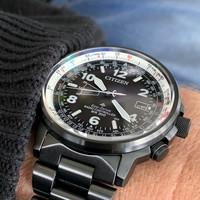 Citizen Citizen CB0245-84E Promaster Sky Eco-Drive horloge 43 mm