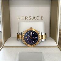 Versace Versace V11060017 Hellenyium GMT heren horloge