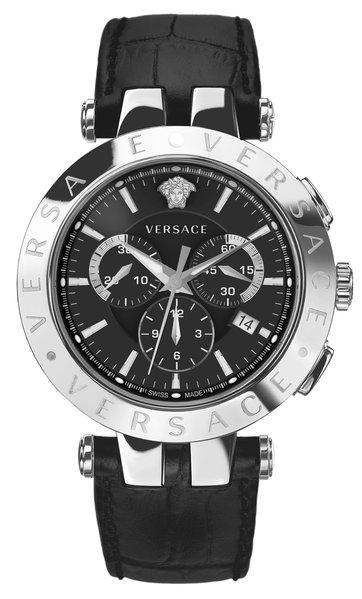 Versace Versace VERQ00520 V-Race heren horloge 42 mm
