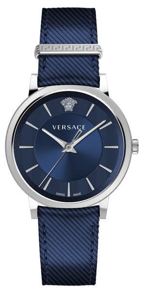 Versace Versace VE5A00120 V-Circle heren horloge 44 mm