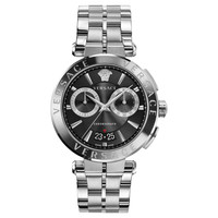 Versace Versace VE1D01520 Aion heren horloge 45 mm