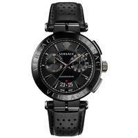 Versace Versace VE1D01420 Aion heren horloge 45 mm