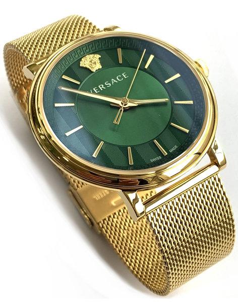 Versace Versace VE5A00820 V-Circle heren horloge 44 mm