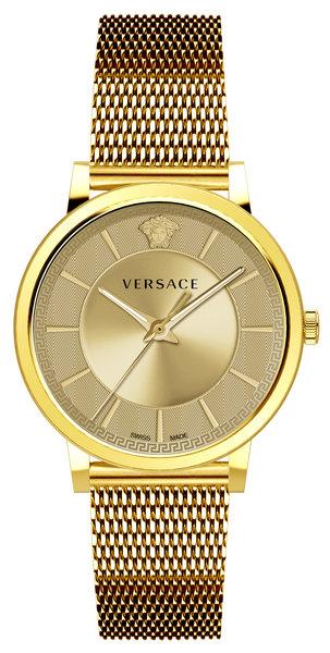 Versace Versace VE5A00720 V-Circle heren horloge 44 mm