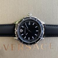 Versace Versace VE3A00120 Hellenyium heren horloge 42 mm