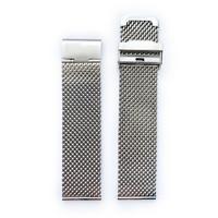 Tauchmeister Tauchmeister Milan-24 Milanese stalen horlogeband 24mm