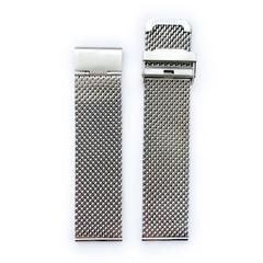 Tauchmeister Milan-24 Milanese stalen horlogeband 24mm