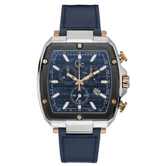 Gc Guess Collection Y83001G7MF Spirit Tonneau heren horloge