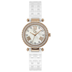 Gc Guess Collection Y66006L1MF PrimeChic dames horloge
