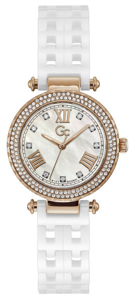 Gc Guess Collection Gc Guess Collection Y66006L1MF PrimeChic dames horloge 32 mm