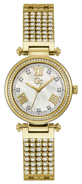 Gc Guess Collection Gc Guess Collection Y47010L1MF PrimeChic dames horloge 32 mm