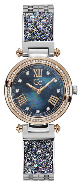Gc Guess Collection Gc Guess Collection Y47012L7MF PrimeChic dames horloge 32 mm