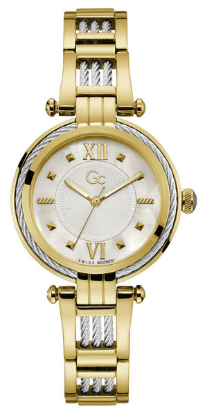 Gc Guess Collection Gc Guess Collection Y56004L1MF CableBijou dames horloge 36 mm