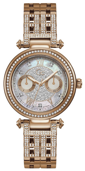 Gc Guess Collection Gc Guess Collection Y78004L1MF PrimeChic dames horloge 36 mm