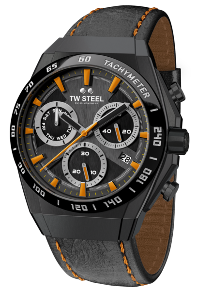 TW Steel TW Steel CE4070 Fast Lane Limited Edition horloge 44 mm