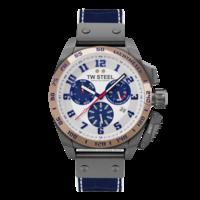 TW Steel TW Steel TW1018 Fast Lane Damon Hill Limited Edition horloge 46 mm