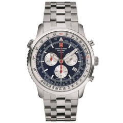 Swiss Alpine Military 7078.9135 heren horloge