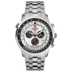 Swiss Alpine Military 7078.9132 chronograaf horloge