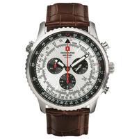 Swiss Alpine Military Swiss Alpine Military 7078.9532 chronograaf heren horloge 45 mm