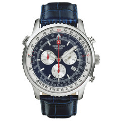 Swiss Alpine Military 7078.9535 chronograaf horloge